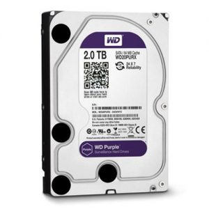 WD Purple 2 TB