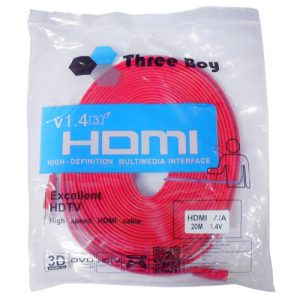 HDMI THREE BOY 20 เมตร